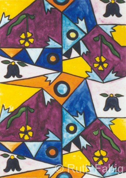 Aquarelle_kubistisch 5-1-56