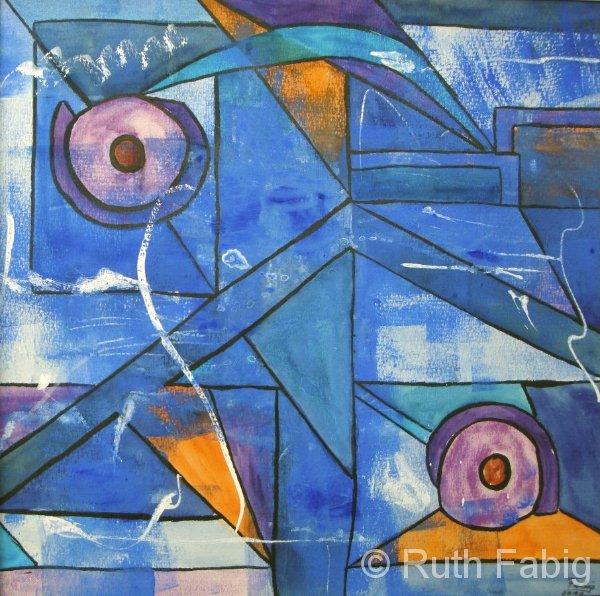 Aquarelle_kubistisch 5-1-99