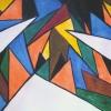 Aquarelle_kubistisch 5-1-136
