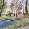 Aquarelle_Landschaften 1-9-14_ahrenshoop
