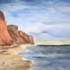Aquarelle_Landschaften 1-9-30_ahrenshoop