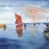 Aquarelle_Landschaften 2-6-39_segelboote