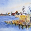 Aquarelle_Landschaften 1-9-07_ahrenshoop