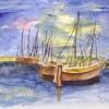 Aquarelle_Landschaften 1-9-28_ahrenshoop