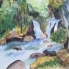 Aquarelle_Landschaften 3-4-44_zauberwald-berchesjaden